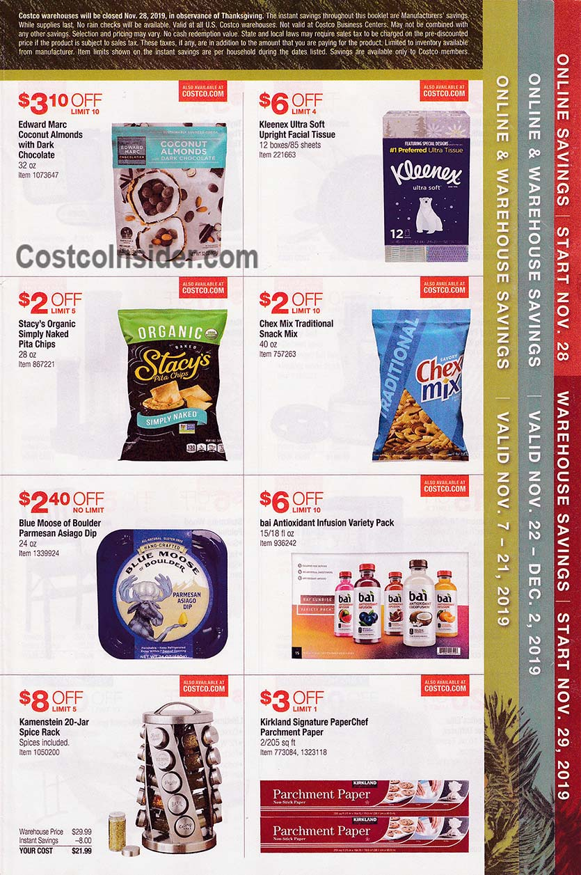 Costco Black Friday Ad 2019 Page 2