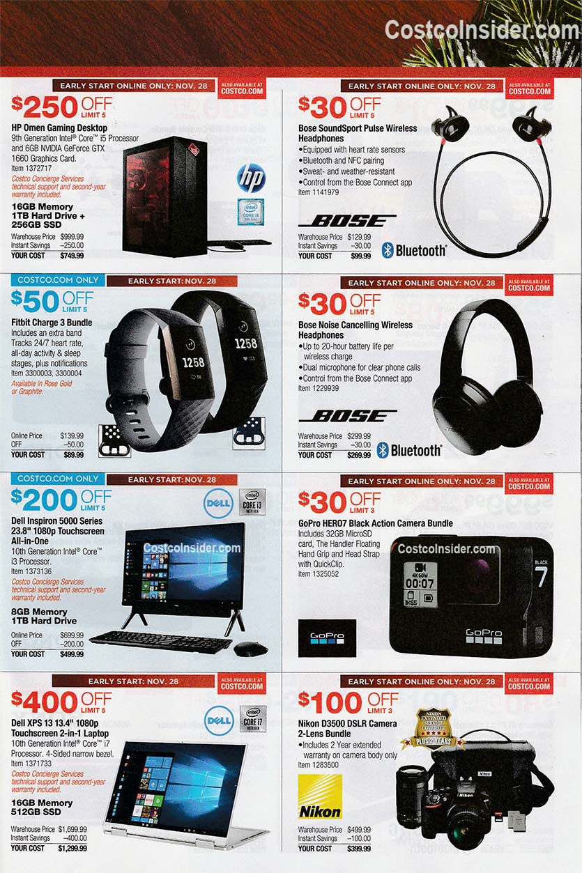 Costco Black Friday Ad 2019 Page 26