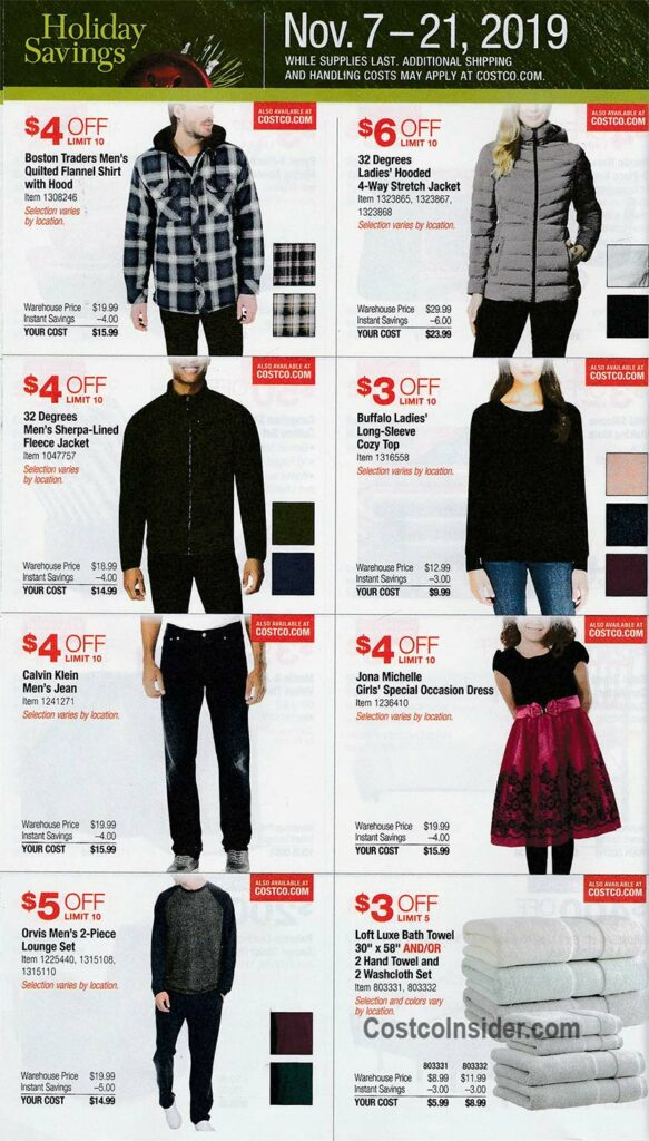 Costco Black Friday Ad 2019 Page 5