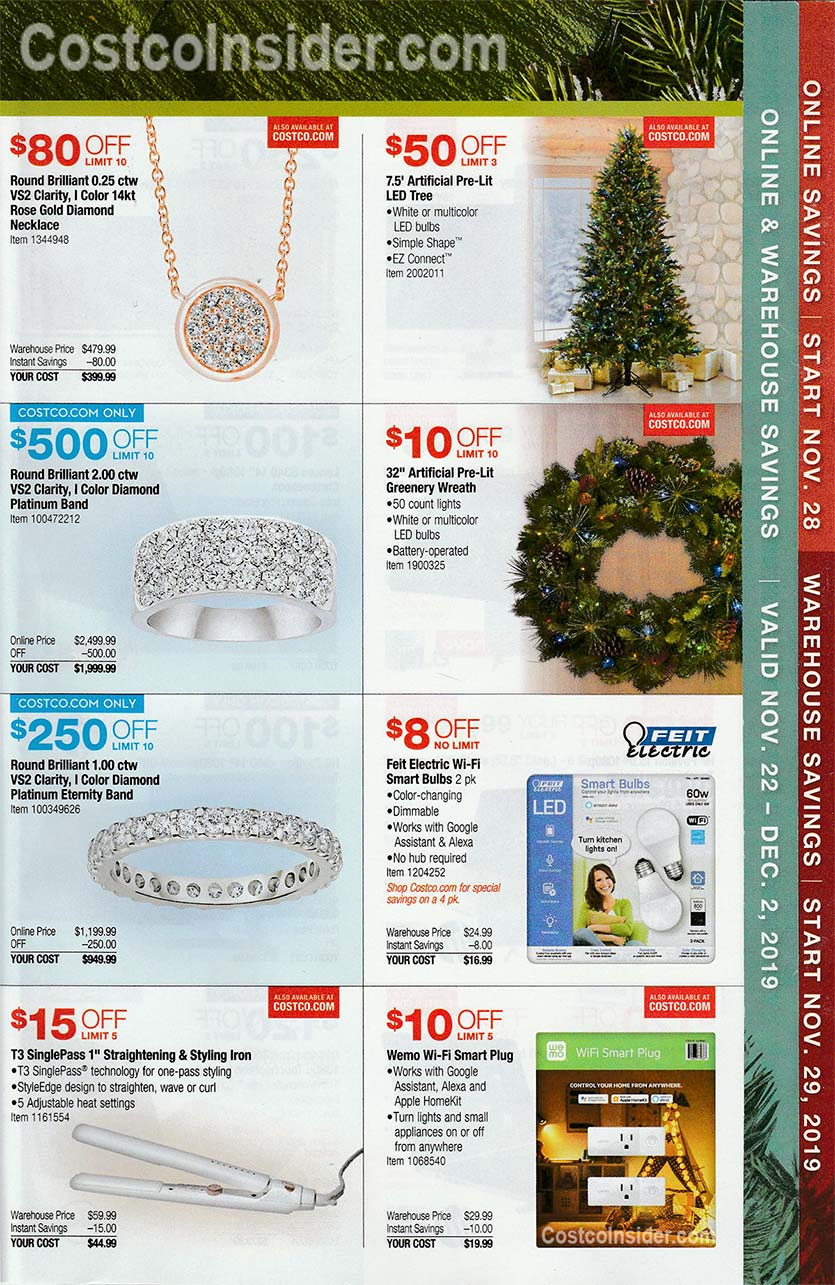Costco Black Friday Ad 2019 Page 6