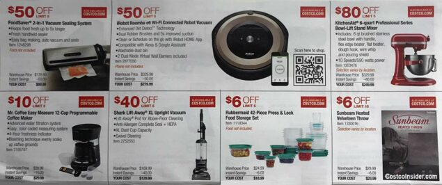 Costco November 2019 Coupon Book Page 11