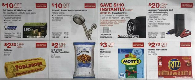 Costco November 2019 Coupon Book Page 13