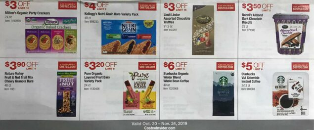 Costco November 2019 Coupon Book Page 14
