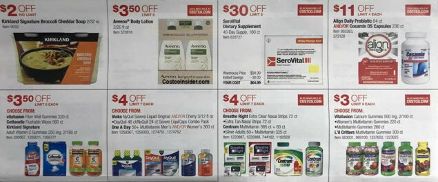 Costco November 2019 Coupon Book Page 19
