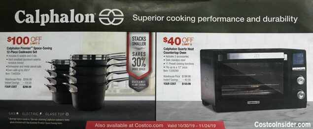 Costco November 2019 Coupon Book Page 3