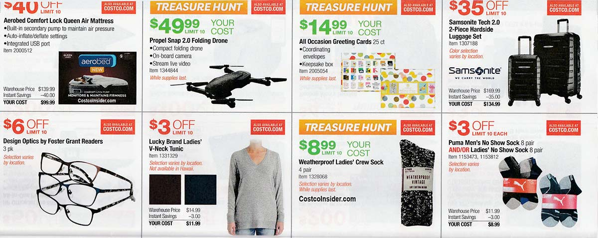 Costco December 2019 Coupon Book Page 11