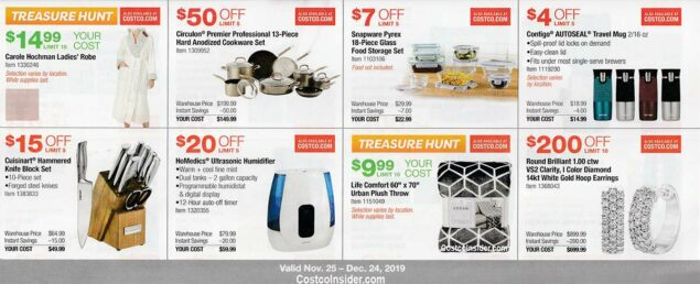 Costco December 2019 Coupon Book Page 12