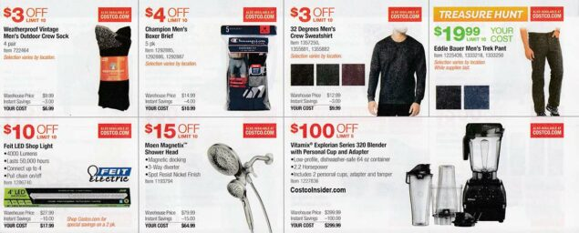 Costco December 2019 Coupon Book Page 13