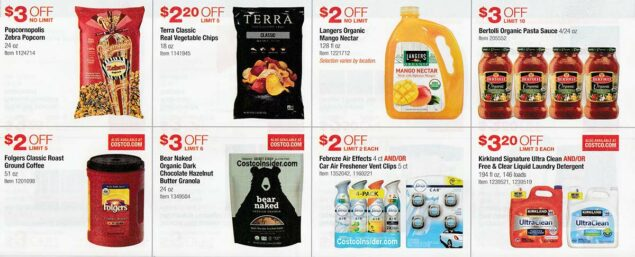 Costco December 2019 Coupon Book Page 15