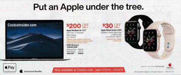 Costco December 2019 Coupon Book Page 2