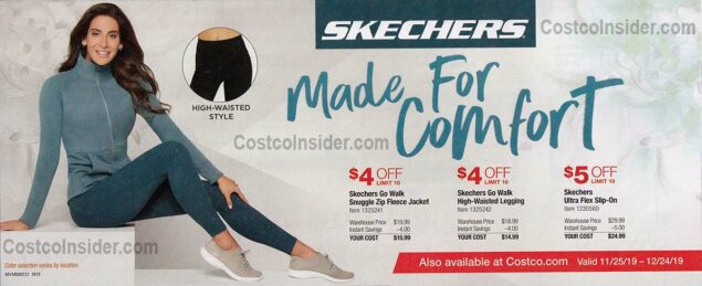 Costco December 2019 Coupon Book Page 4