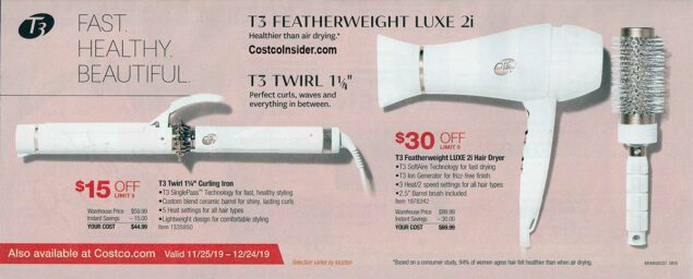 Costco December 2019 Coupon Book Page 6