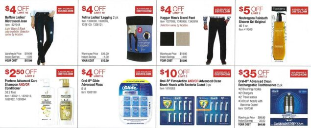 Costco January 2020 Coupon Book Page 11