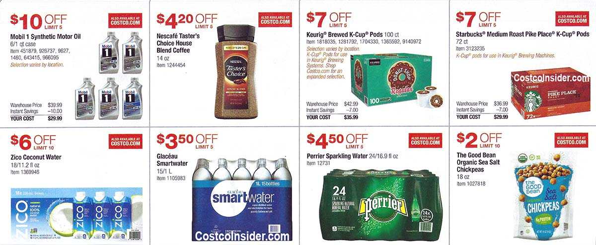 Costco January 2020 Coupon Book Page 13