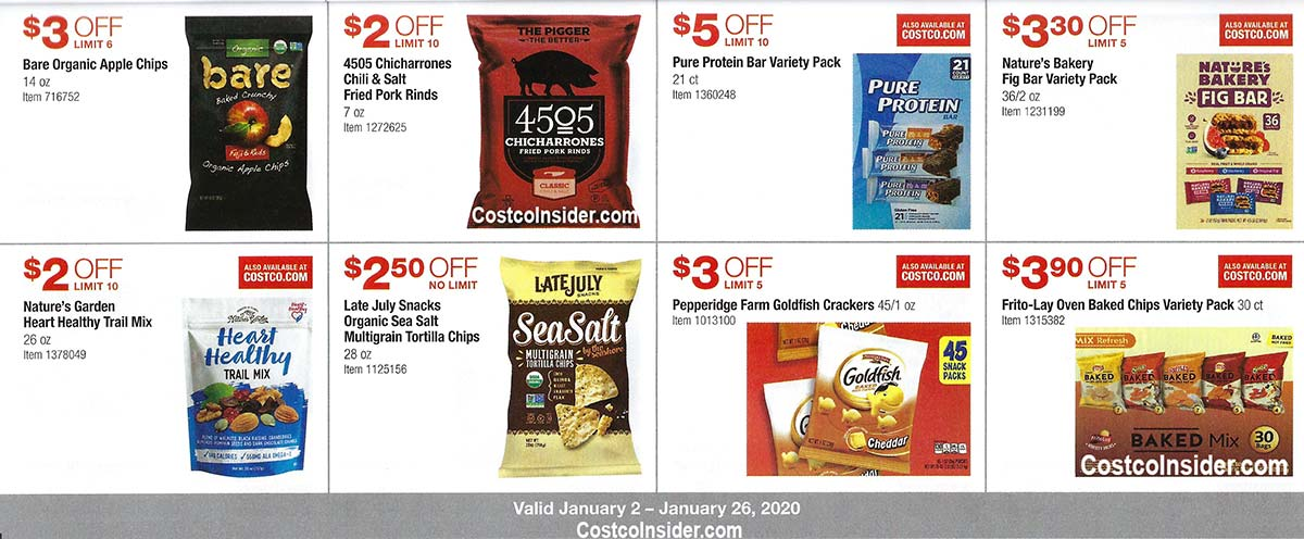 Costco January 2020 Coupon Book Page 14