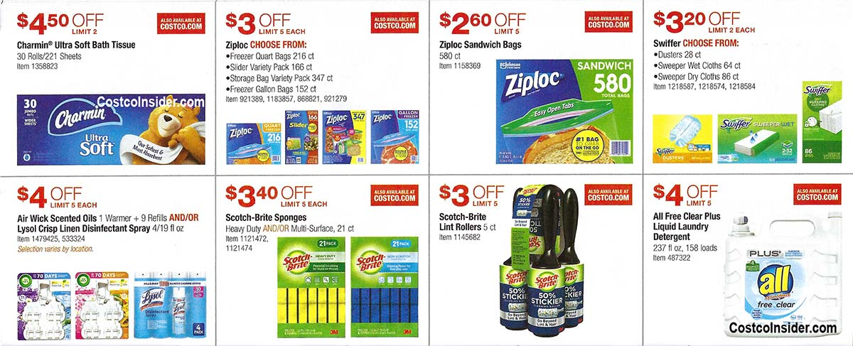 Costco January 2020 Coupon Book Page 17