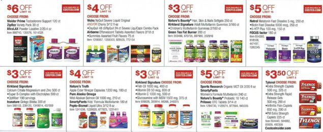 Costco January 2020 Coupon Book Page 19