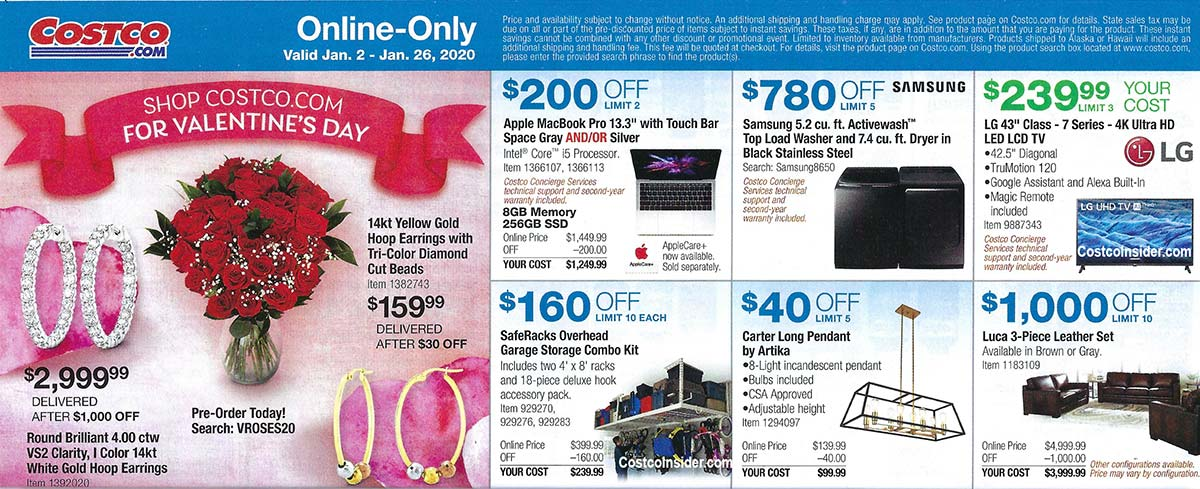 Costco January 2020 Coupon Book Page 21