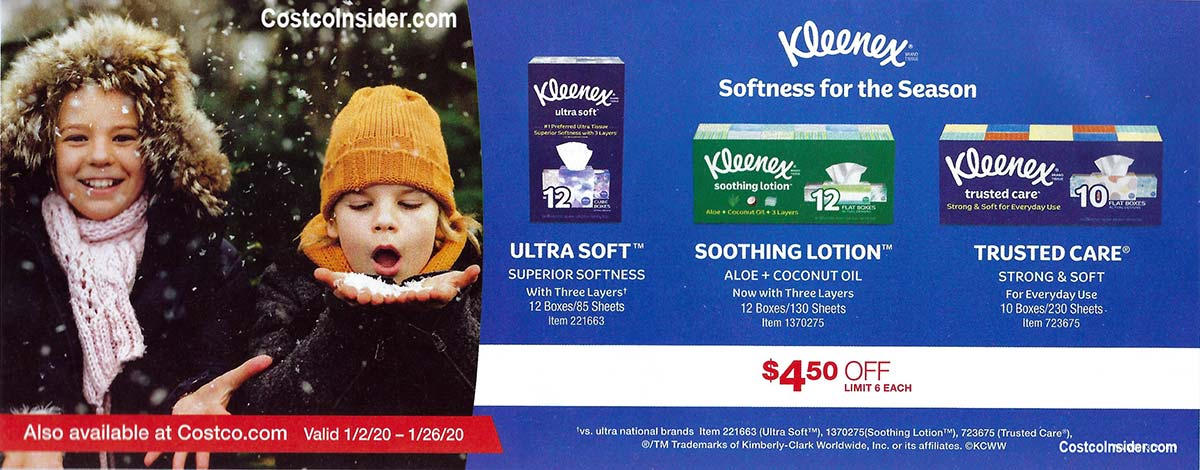 Costco January 2020 Coupon Book Page 22