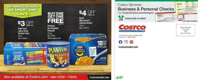 Costco January 2020 Coupon Book Page 23