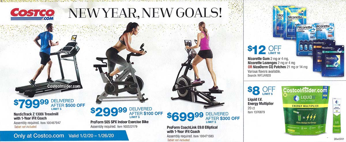 Costco January 2020 Coupon Book Page 3