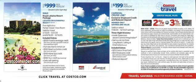 Costco January 2020 Coupon Book Page 4