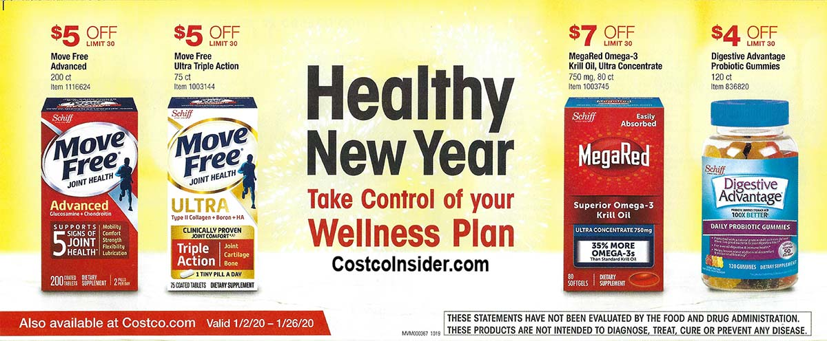 Costco January 2020 Coupon Book Page 5