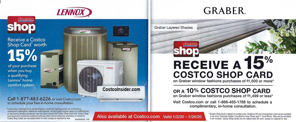 Costco January 2020 Coupon Book Page 7