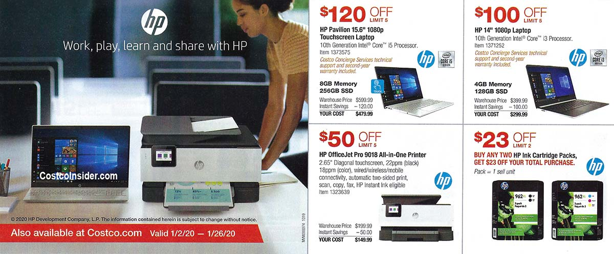 Costco January 2020 Coupon Book Page 8