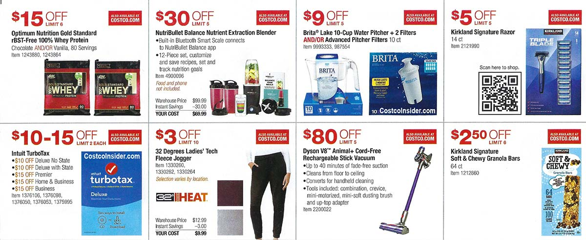 Costco January 2020 Coupon Book Page 9