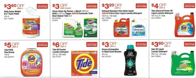 Costco February 2020 Coupon Book Page 15