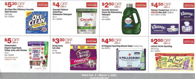 Costco February 2020 Coupon Book Page 16