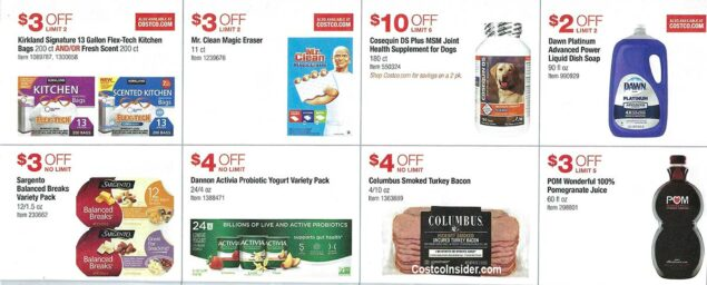 Costco February 2020 Coupon Book Page 17