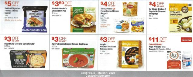 Costco February 2020 Coupon Book Page 18