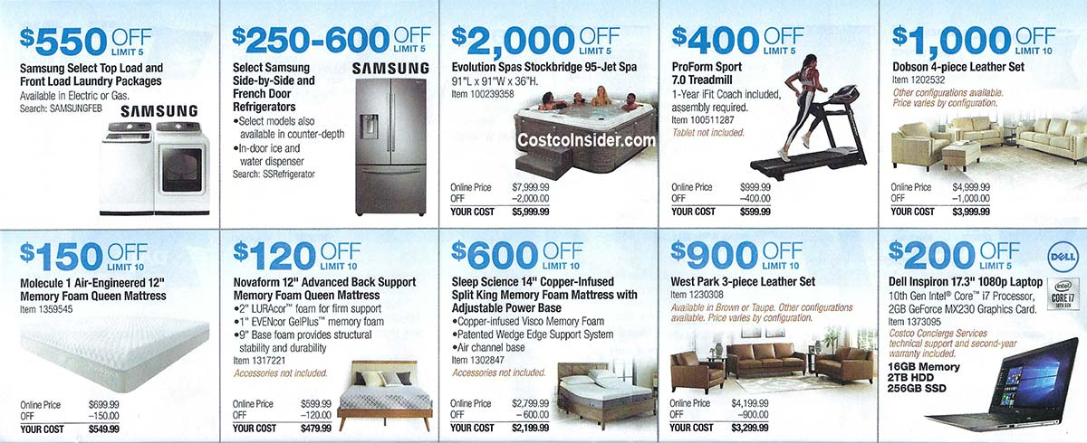 Costco February 2020 Coupon Book Page 21