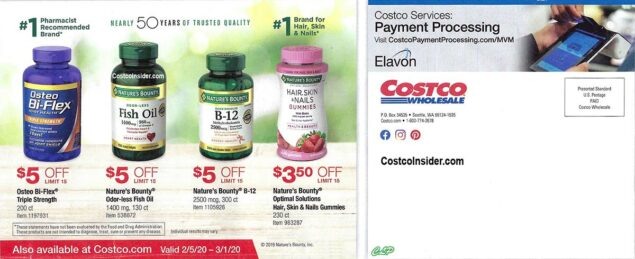 Costco February 2020 Coupon Book Page 23