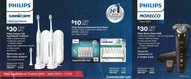 Costco February 2020 Coupon Book Page 3