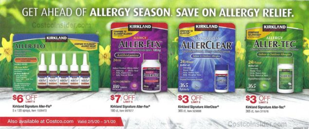 Costco February 2020 Coupon Book Page 7