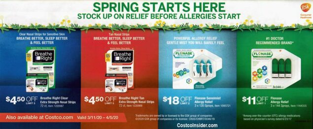 Costco March 2020 Coupon Book Page 10