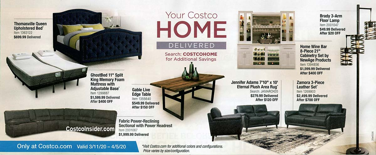 Costco March 2020 Coupon Book Page 11