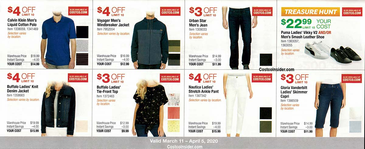 Costco March 2020 Coupon Book Page 12