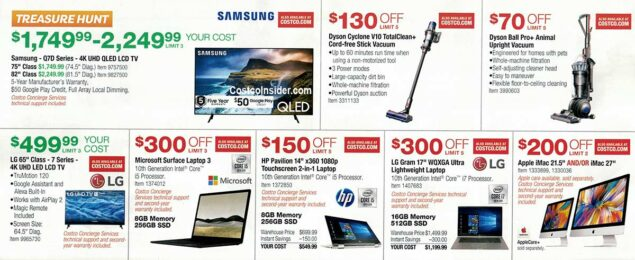 Costco March 2020 Coupon Book Page 13