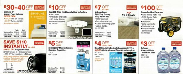 Costco March 2020 Coupon Book Page 15