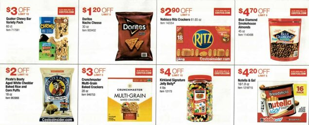 Costco March 2020 Coupon Book Page 17