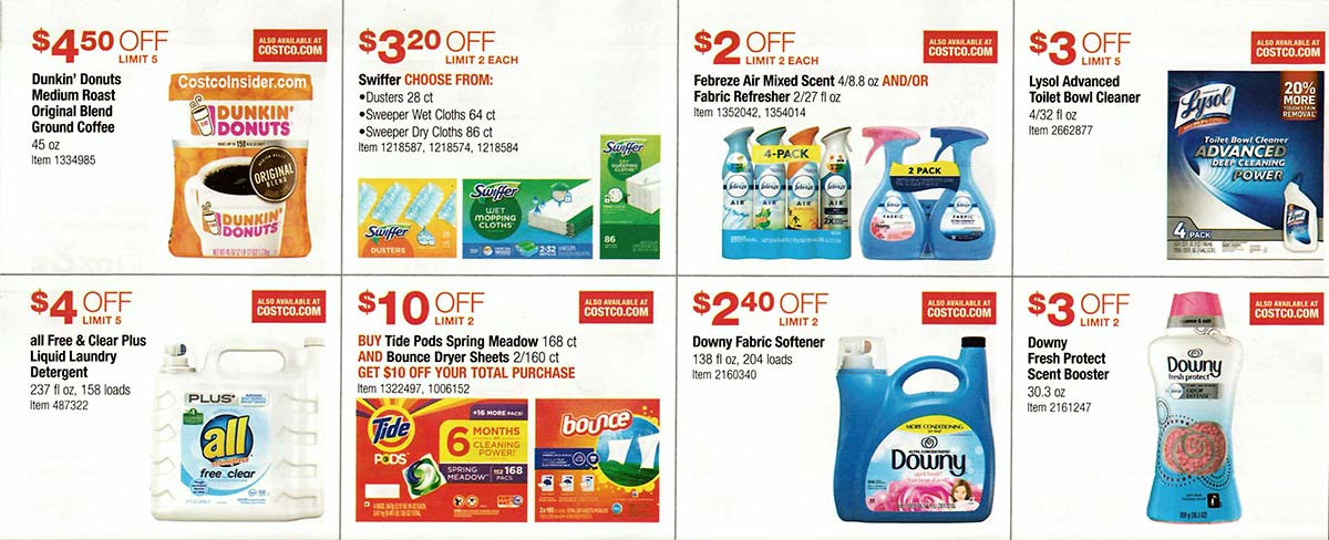 Costco March 2020 Coupon Book Page 19