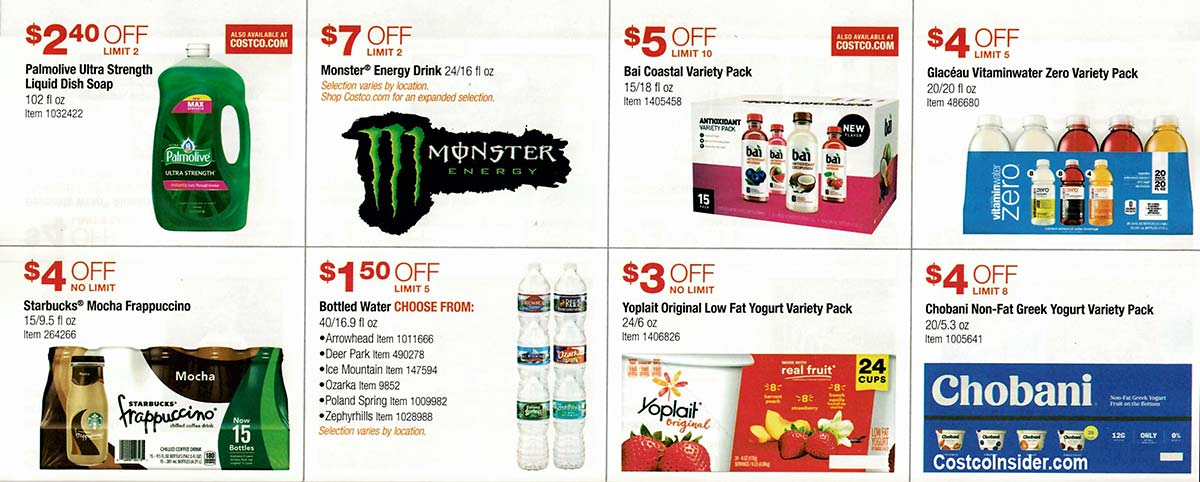 Costco March 2020 Coupon Book Page 21
