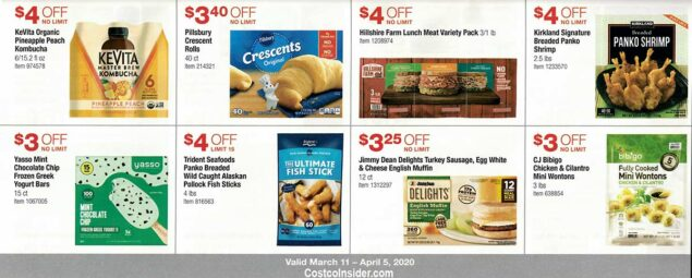 Costco March 2020 Coupon Book Page 22