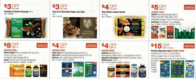 Costco March 2020 Coupon Book Page 23