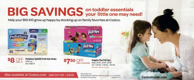 Costco March 2020 Coupon Book Page 7