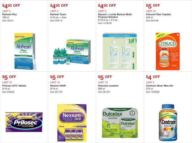 Costco April 2020 Coupon Book Page 10